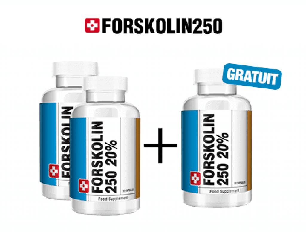 Forskolin 250